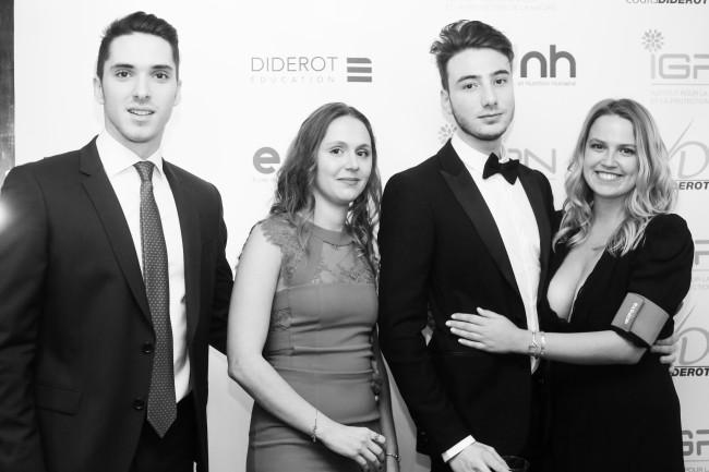 Gala Diderot Education 2017 - Paris