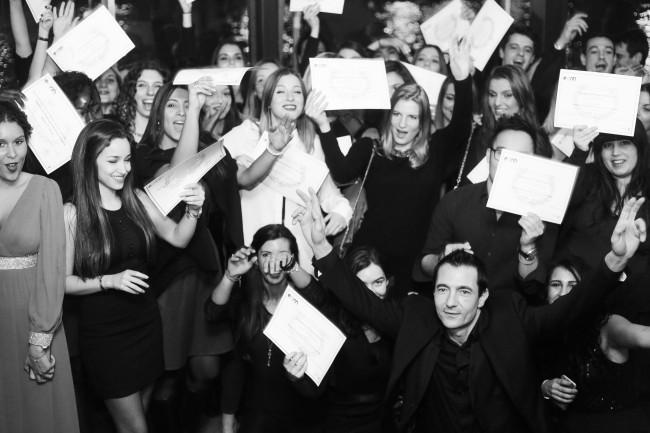 Remise des diplômes 2017 - Paris