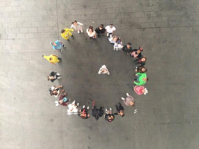 Journée d'intégration 2016 - Marseille